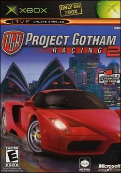 Project Gotham Racing 2 (Xbox) by Microsoft Box Art