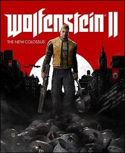 Wolfenstein II: The New Colossus  Box art