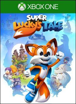 Super Lucky's Tale (Xbox One) by Microsoft Box Art
