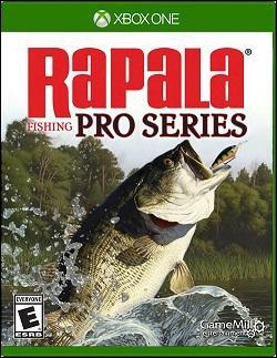 Rapala Fishing: Pro Series (Xbox One) by Microsoft Box Art