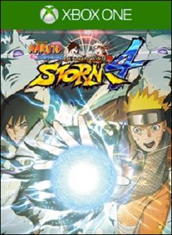 Naruto Shippuden: Ultimate Ninja Storm Legacy (Xbox One) by Namco Bandai Box Art