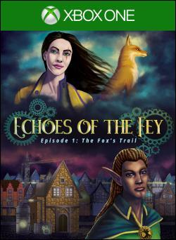 Echoes of the Fey: The Fox's Trail Box art