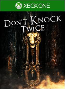 Don't Knock Twice Box art