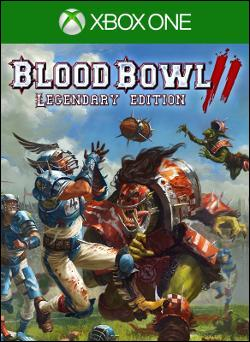 Blood Bowl 2: Legendary Edition (Xbox One) by Microsoft Box Art