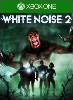 White Noise 2 Box art
