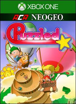 ACA NEOGEO PUZZLED (Xbox One) by Microsoft Box Art