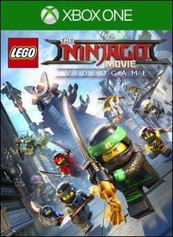 LEGO NINJAGO Movie Video Game, The (Xbox One) by Warner Bros. Interactive Box Art