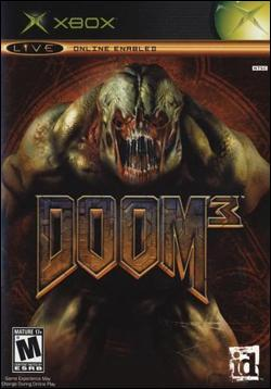 Doom 3 (Xbox) by Activision Box Art