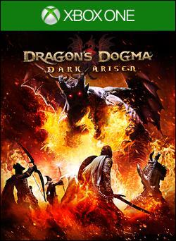 Dragon's Dogma: Dark Arisen (Xbox One) by Capcom Box Art