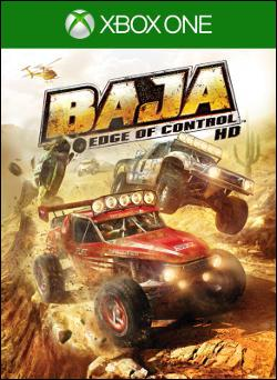 Baja: Edge of Control HD (Xbox One) by THQ Box Art