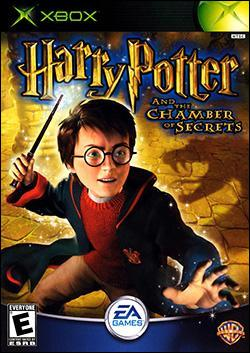 Harry Potter and the Chamber of Secrets (Xbox) by Electronic Arts Box Art