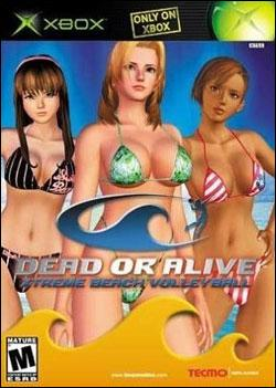 Dead or Alive Xtreme Beach Volleyball (Xbox) by Tecmo Inc. Box Art