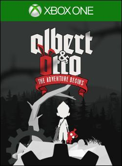Albert and Otto Box art