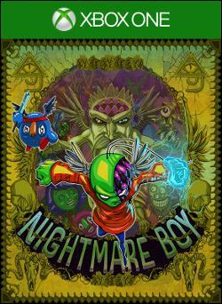 Nightmare Boy (Xbox One) by Microsoft Box Art
