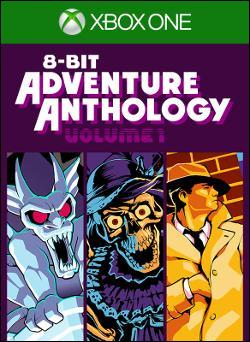 8-bit Adventure Anthology: Volume One Box art