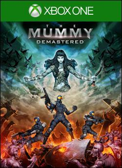 Mummy Demastered, The (Xbox One) by Microsoft Box Art