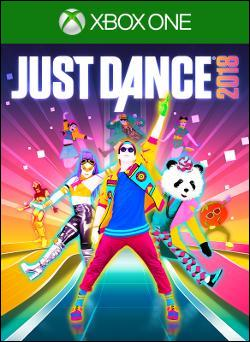 Just Dance 2018 (Xbox One) by Ubi Soft Entertainment Box Art