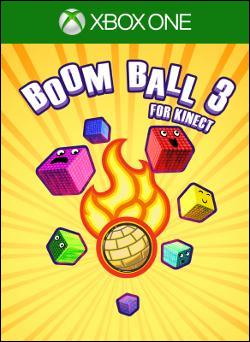 Boom Ball 3 for Kinect (Xbox One) by Microsoft Box Art