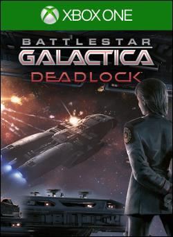 Battlestar Galactica Deadlock (Xbox One) by Microsoft Box Art