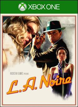 L.A. Noire (Xbox One) by Microsoft Box Art