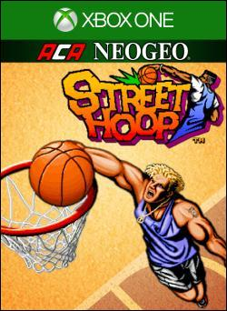 ACA NEOGEO STREET HOOP (Xbox One) by Microsoft Box Art