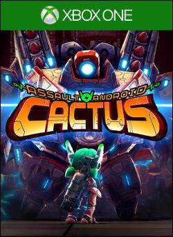 Assault Android Cactus (Xbox One) by Microsoft Box Art