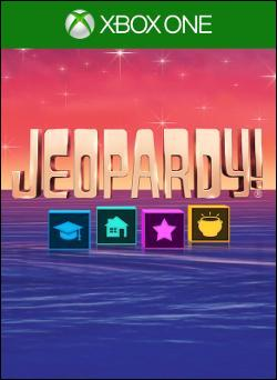 Jeopardy! (Xbox One) by Ubi Soft Entertainment Box Art