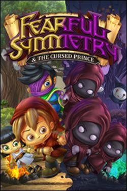 Fearful Symmetry and the Cursed Prince (Xbox One) by Microsoft Box Art