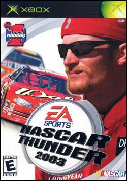 Nascar Thunder 2003 (Xbox) by Electronic Arts Box Art