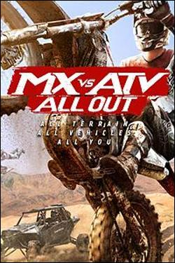 MX vs. ATV All Out (Xbox One) by THQ Box Art