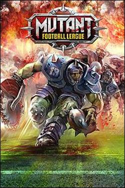 Mutant Football League (Xbox One) by Microsoft Box Art