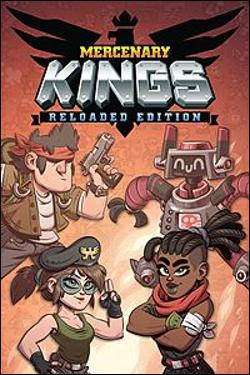 Mercenary Kings: Reloaded Edition (Xbox One) by Microsoft Box Art
