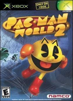 Pac-Man World 2 (Xbox) by Namco Bandai Box Art