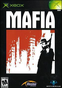 Mafia: The City of Lost Heaven (Xbox) by Gotham Games Box Art