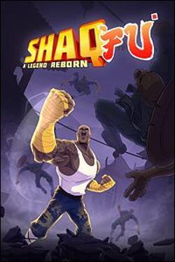 Shaq Fu: A Legend Reborn Box art