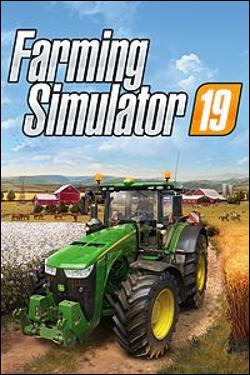 Farming Simulator 19 (Xbox One) by Microsoft Box Art