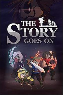 Story Goes On, The Box art