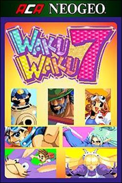 ACA NEOGEO WAKU WAKU 7 (Xbox One) by Microsoft Box Art