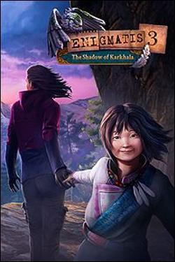 Enigmatis 3: The Shadow of Karkhala Box art