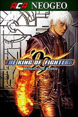 ACA NEOGEO THE KING OF FIGHTERS '99 (Xbox One) by Microsoft Box Art