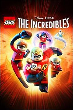 LEGO The Incredibles (Xbox One) by Warner Bros. Interactive Box Art