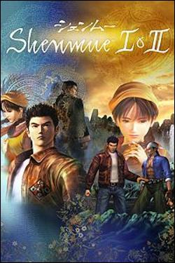 Shenmue I & II Box art