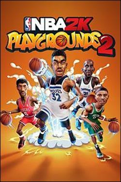 NBA 2K Playgrounds 2 (Xbox One) by 2K Games Box Art