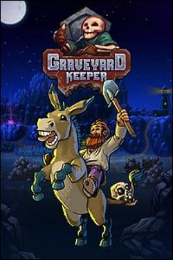 Graveyard Keeper Box art