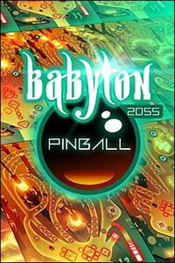 Babylon 2055 Pinball (Xbox One) by Microsoft Box Art