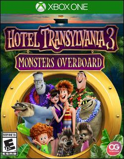 Hotel Transylvania 3: Monsters Overboard (Xbox One) by Microsoft Box Art