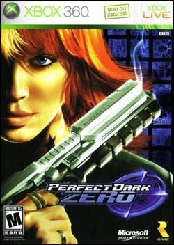 Perfect Dark Zero (Xbox 360) by Microsoft Box Art