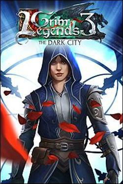 Grim Legends 3: The Dark City Box art
