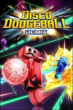 Disco Dodgeball - REMIX Box art