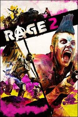 Rage 2 (Xbox One) by Bethesda Softworks Box Art